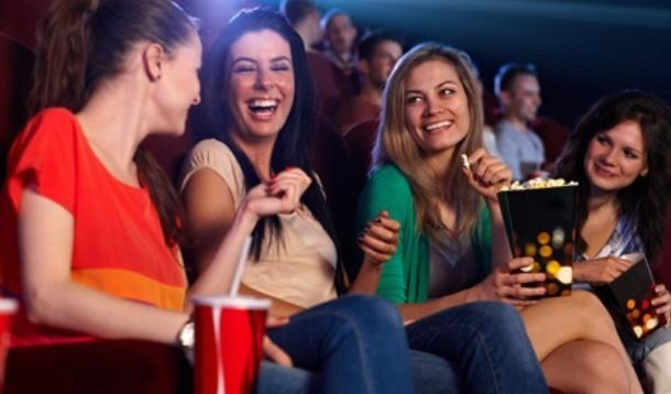 Watching Movies with a friend
