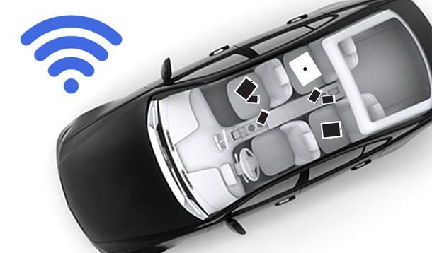 OnStar Wifi 4G LTE