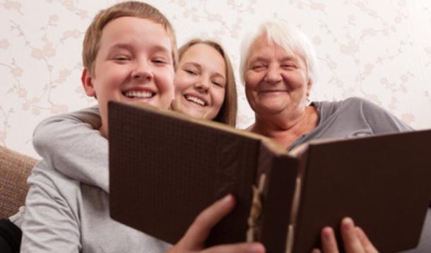 Grandparents for Hire | YummyMummyClub.ca
