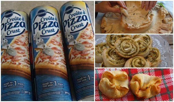 One Tube of Dough Three Easy Holiday Appetizers
