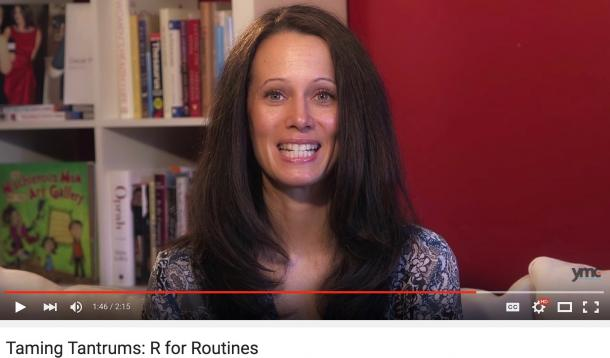 Use routines to reduce power struggles and increase cooperation! This episode is about the letter R, and R is for Routines. | Parenting | YummyMummyClub.ca