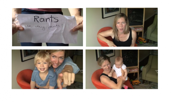 parenting, comedy, mom comedy, new mom, sleepless nights, rants in my pants, mom rants, rants, jen warman, comedy, YMC, first episode, rage, middle of the night rage, sleepless nights