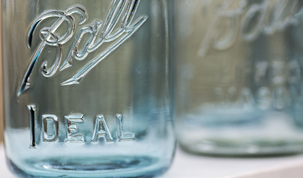 How to sterilize glass jars without an oven