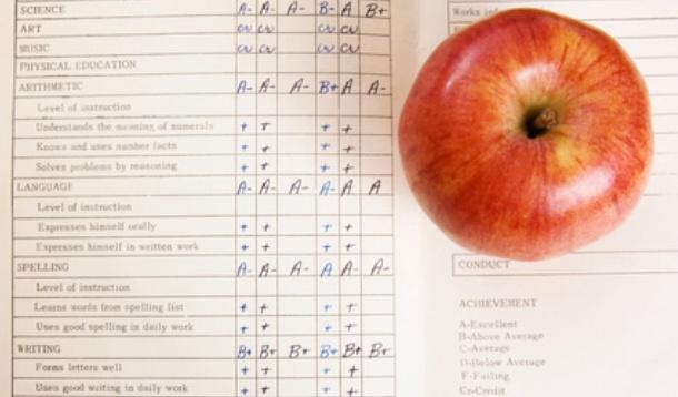 Report cards - do they mean anything?