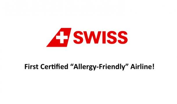 SWISS Air becomes first allergy-friendly airline