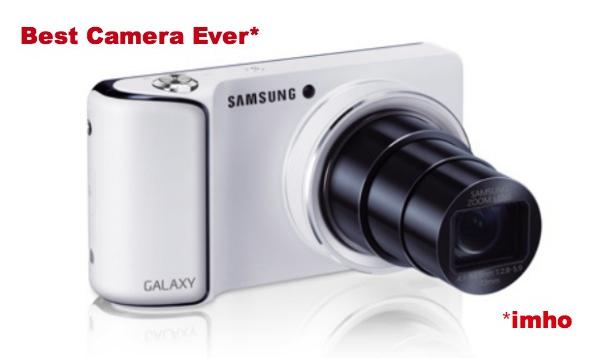 Best Camera Ever: Samsung Galaxy S Camera