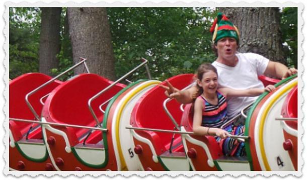 Visit Santa's Village in the Summer