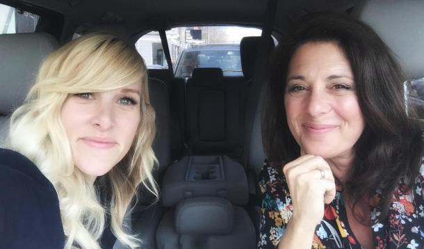 Sarah Blackwood from Walk off the Earth Talks Parenting With Erica Ehm | YummyMummyClub.ca