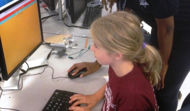 science and STEM programs for girls