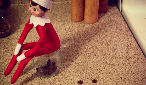 How Elf on the Shelf Took the Stick Out of My Ass :: YummyMummyClub.ca