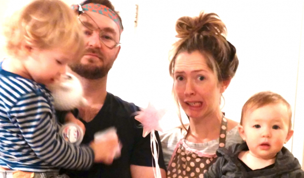 life with kids, busy, parenthood, toddlers, comedy, mom comedy, jen warman, trenches of parenthood, trenches, marriage
