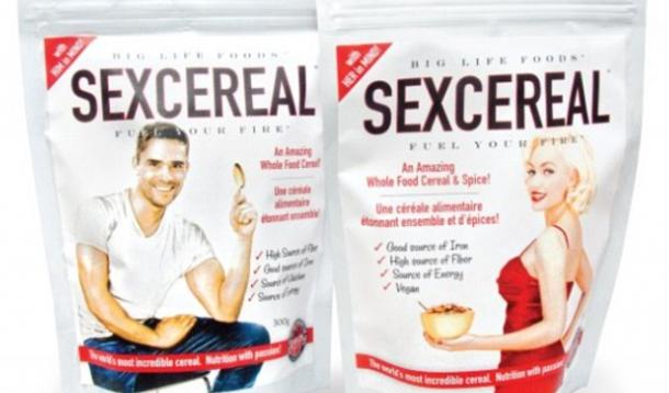 Increase Women's Sex Drive Cereal