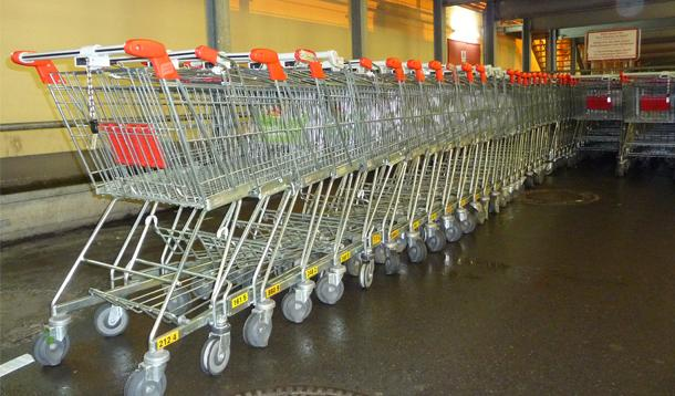 What Shopping Carts Have In Common With Your Car | Nissan Maxima | YummyMummyClub.ca