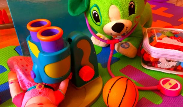 How to Make Old Toys into New Fun | YummyMummyClub.ca