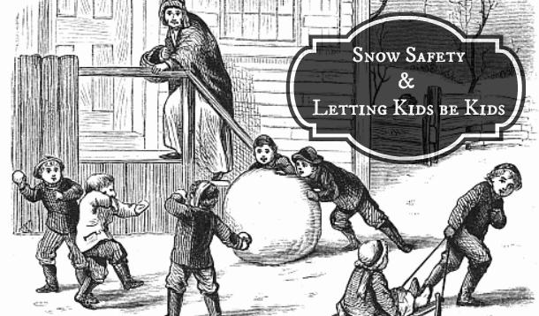 Snow safety for Kids
