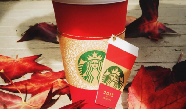 Starbucks Under Fire for Red Holiday Cups | YummyMummyClub.ca