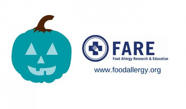 Find out how FARE's Teal Pumpkin Project will keep allergic kids safe this Halloween.