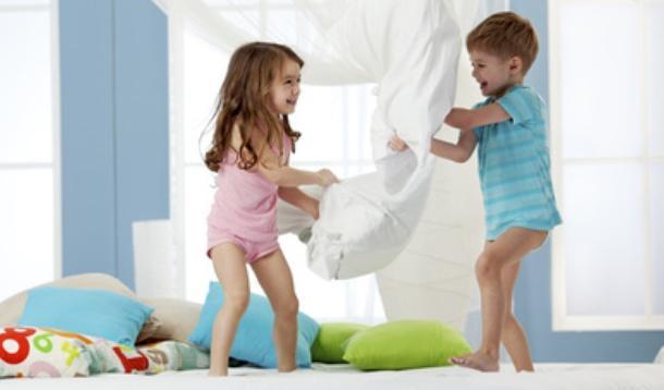 Toddlers Not Sleeping