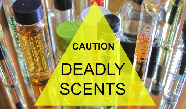 Scent allergies can be deadly. Do you know how you can help?