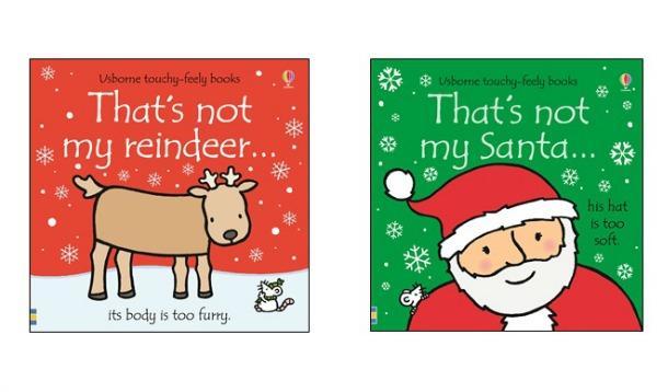 Usborne holiday book recall
