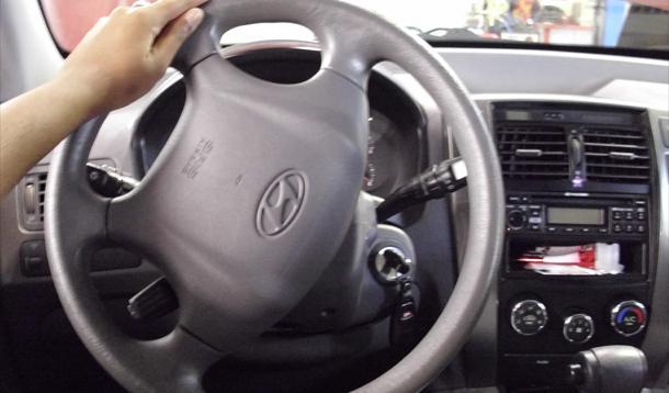 steering whine