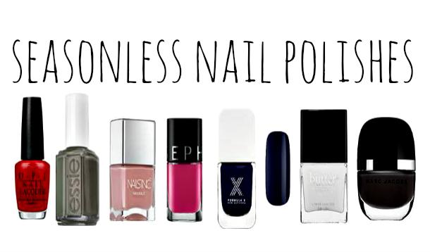 7 Best Shades of Nail Polish