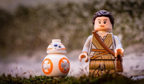 Where is Rey in Star Wars Merchandise? | YummyMummyClub.ca