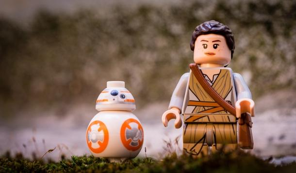 Where is Rey in Star Wars Merchandise? | YummyMummyClub.ca