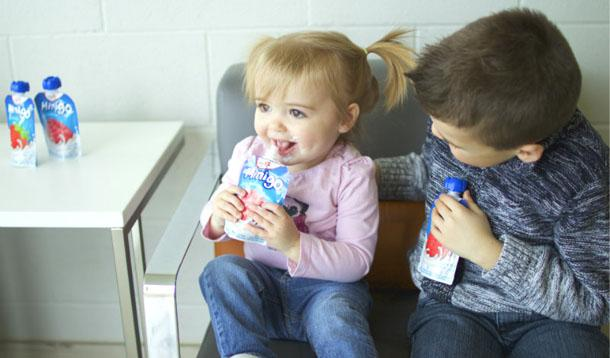 Healthy Snack Hacks from a Busy Mom of Four Young Kids