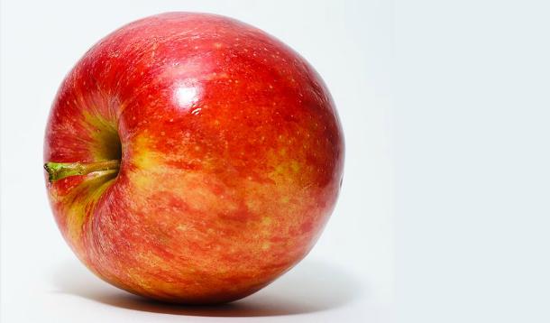 Apple, orthorexia, healthy eating