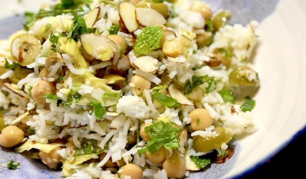 artichoke rice salad recipe | food | YummyMummyClub.ca