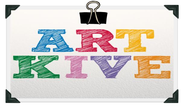 5 Nifty Ways to Store Your Kids' Art