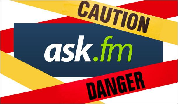 Are ask fm questions anonymous