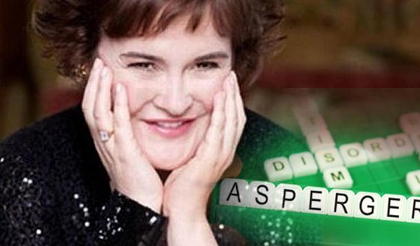 aspergers syndrome susan boyle