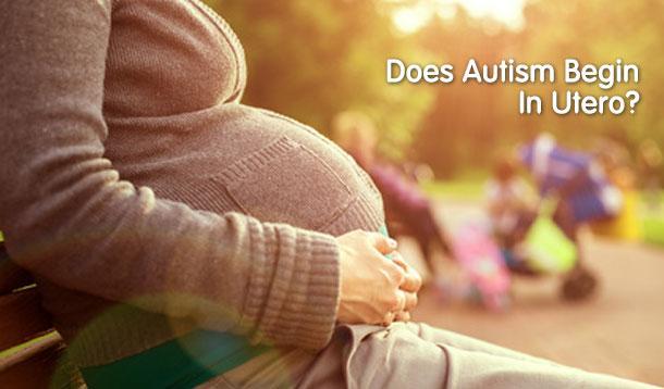 autism in utero