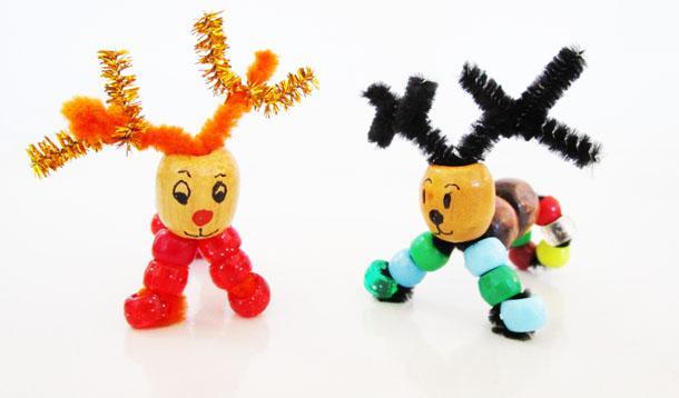 DIY Reindeer Craft