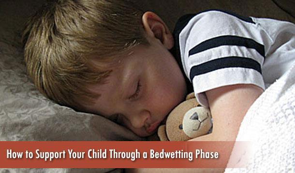bedwetting phase
