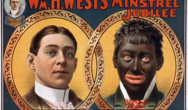 billy-van-minstrel-show-poster