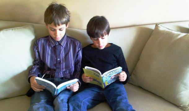 Image result for boy reading book