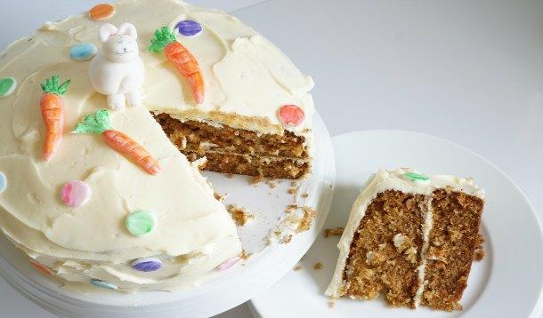 Easter Dessert: Delicious Carrot Cake | YummyMummyClub.ca