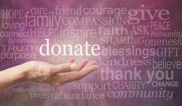 charity, giving