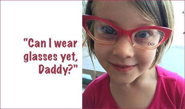 Why A Doctor of Optometry Made My Daughter Cry