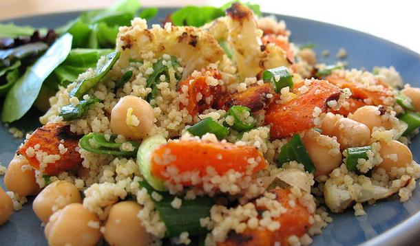 Couscous salad with roasted vegetables recipe yummymummyclub couscous salad with roasted vegetables recipe forumfinder Choice Image