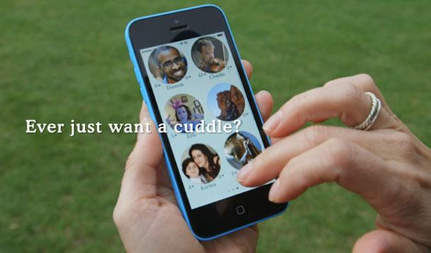 Cuddlr App