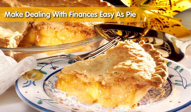 How to Make Dealing With Personal Finances Easy As Pie