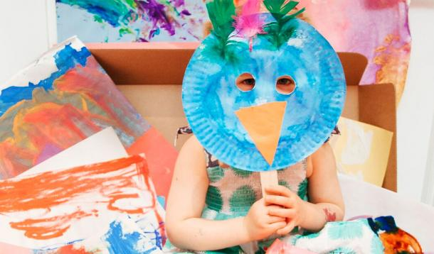 Do This Before Throwing Away Your Kid\'s Art :: YummyMummyClub.ca