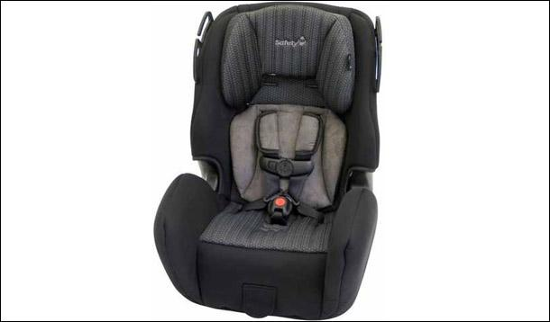 RECALL: Various Safety 1st and Eddie Bauer Car Seats
