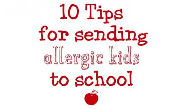allergy tips