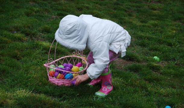 Easter Egg Hunt Gone Wrong | YummyMummyClub.ca
