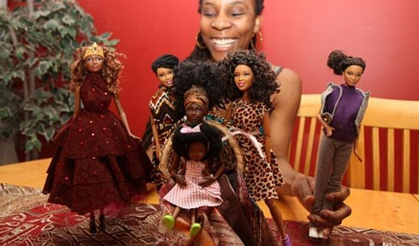 ethnic barbies